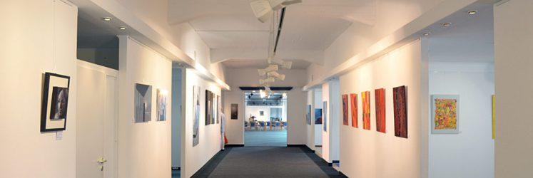Ausstellungsräume Casala Fabrik