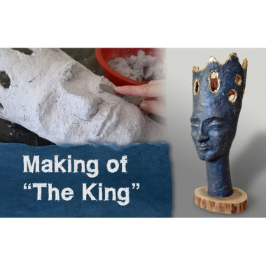 Making of ´The King´ - Videotutorial