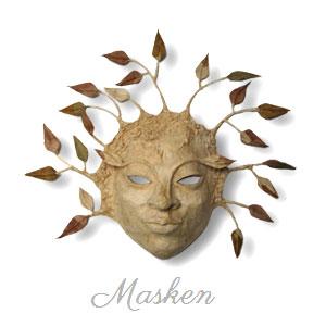 Galerie-Masken