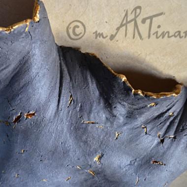 Frauentorso 'Lava', Detail