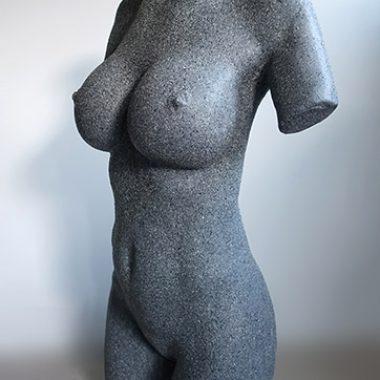 Frauentorso - Körperabfromung