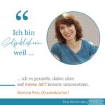 Martina Reis - Selfpublisherin